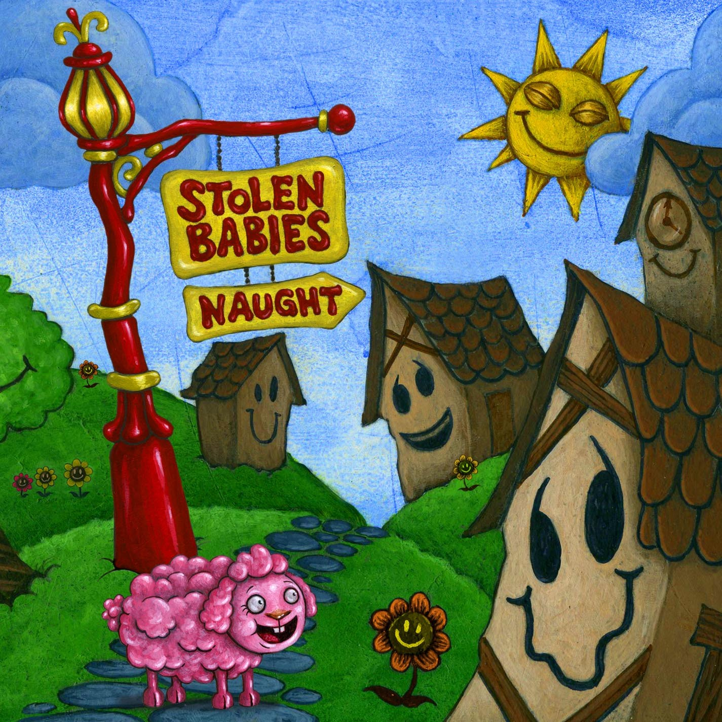 stolen babies naught cover